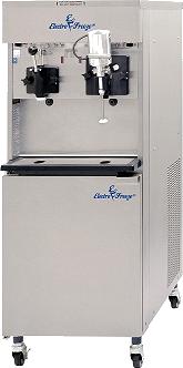 Electro Freeze Pressurized Shake/Soft Serve Ice Cream Combo Machine
