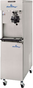 Electro Freeze Pressurized Freezer | Soft Serve Ice Cream Machines