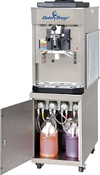 Flavor Injected Shake Machine | Electro Freeze Shake Freezer