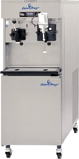 High Quality Pressurized Shake/Soft Serve Combo Machine | Electro Freeze