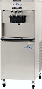 Electro Freeze Genesis Series™ Pressurized Soft Serve Freezer