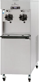 Electro Freeze Pressurized Freezer with VQM | Soft Serve Machines