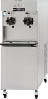 Electro Freeze Pressurized Freezer with VQM | Soft Serve Machines
