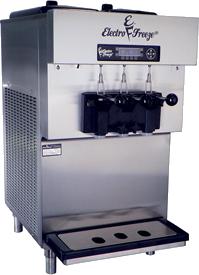 Electro Freeze Genesis Series™ Compact Countertop Soft Serve Machines