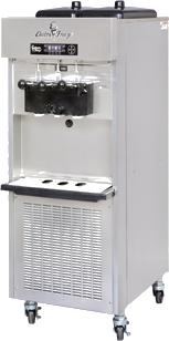 Electro Freeze Gravity Freezer with VQM | Gravity Fed Soft Serve Machines