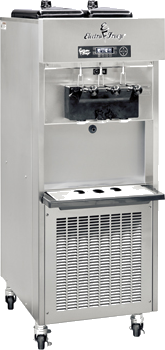 Gravity Twist Freezer with VQM | Gravity Fed Soft Serve Machines